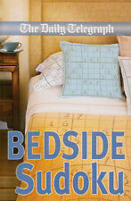 The Daily Telegraph Bedside Sudoku BRAND NEW BOOK (Paperback 2007)
