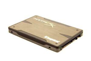 Kingston Hyperx 120GB SSD Solid State Disk Drive SATA III 6Gb/S Sh103s3/120g