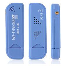 RTL2832U+R820T2 FM HDTV TV Tuner Receiver Stick Digital DVB-T MPEG-4(H.264)