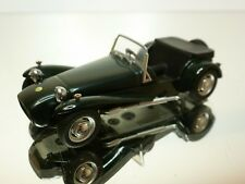 MINICHAMPS LOTUS SEVEN 1968 - GREEN 1:43 - EXCELLENT CONDITION - 5
