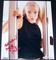 RARE! Gwyneth Paltrow Best Wishes Signed Autographed 8x10 Photo GA GV GAI COA!
