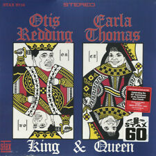 Otis Redding & Earla Thomas LP - Colored 180 Gram Vinyl Record - R&B Soul Album