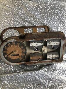 1948 1949 1950 Ford Truck instrument cluster gauge panel dash f1 f2 f3 F-1 F-2