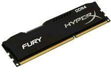 8GB Kingston HyperX Fury Black DDR4 2133MHz CL14 Memory Module HX421C14FB2-8