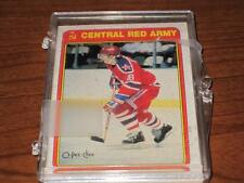 LOT OF 8 1990-91 Upper Deck OPC SERGEI FEDOROV ROOKIE RC CARDS - NM/MINT +