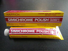SIMICHROME POLISH 50 Grams***BRAND NEW***POLISHING PASTE***