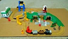 Geotrax Tracktown Railway Collectible Rare