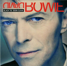 David Bowie ‎– Black Tie White Noise + BONUS TRACKS Label: Savage Records ‎CD