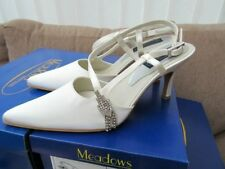 Standard (D) Bridal or Wedding Stiletto Heels for Women