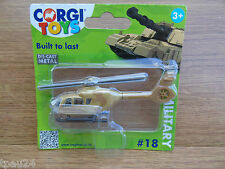 Corgi TY63403 Built To Last Toy #18 - Army Helicopter