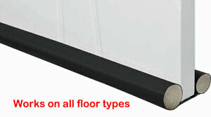 New Energy Saver Door Draft Stopper Weather Stripping Prevent Bugs, Dust, Noise