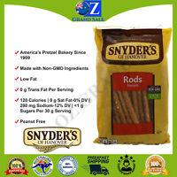 Snyder's, Pretzel Rods, 12 oz (340.2 g)