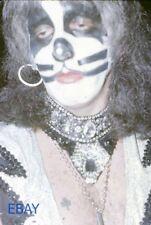 KISS Peter Criss w/hoop earring VINTAGE 35mm Slide