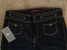 7 For All Mankind Size 28  Light Flare Jean