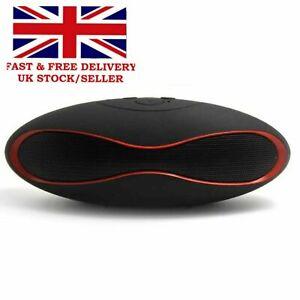 Portable Wireless Bluetooth Mini Speaker Stereo Ultra Loud AUX TF