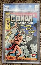 1971 Conan the Barbarian #3 CGC 7.0 Low Distribution Barry Smith Art Marvel HOT