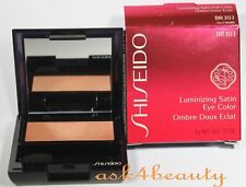 Shiseido Luminizing Satin Eye Color (Shade BR 303) 0.07oz / 2g New In Box