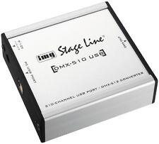 img StageLine DMX-510USB USB DMX Controller PA