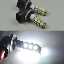 2x 881 H27W/2 LED SMD Fog Light Running Bulb for Hyundai Veloster / Azera HG