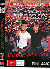 The Boys Next Door-1985-Charlie Sheen-Movie-DVD