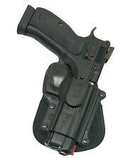 Fobus 75d cinturón holster halfer cz75d, CZ sp-01, CZ 75 Tactical Sports, canik