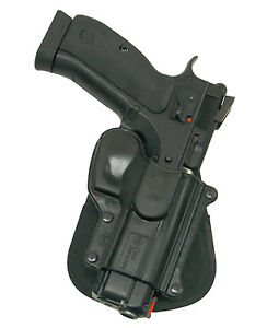 Fobus 75D Gürtel Holster CZ75D, CZ SP-01, CZ 75 Tactical Sports, Canik