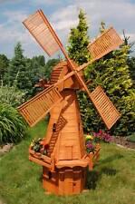 extrem große Windmühle holländischer Art 2 68 M