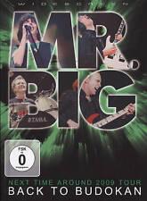 MR BIG   Budokan - Reunion Tour 2009  2CD + 2 DVD SET ( BOX SET )