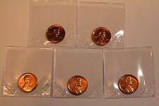 1962 PROOF LINCOLN MEMORIAL CENT PENNY