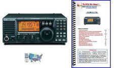 Icom IC-718 100W HF Radio w/ Nifty! Accessories Mini-Manual