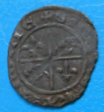 Aquitaine ANGLO GALLIC Henry IV V VI , denier