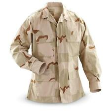 US Army DCU Desert BDU COMBAT UNIFORM SHIRT M/R NEW
