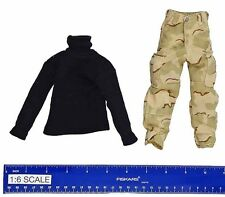 Smith CIA - Sweater & Desert BDU Pants - 1/6 Scale - Dragon Action Figures