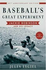 Baseball's Great Experiment: Jackie Robinson and His Legacy (Paperback or Softba