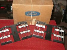 NOS 1969 Ford LTD,Galaxie front outer  grill set, in boxes!