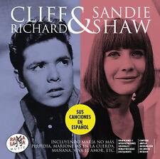 CLIFF RICHARD & SANDIE SHAW-SUS CANCIONES EN ESPAÑOL-CD