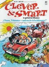 Clever & Smart 81 (Z1, 1. Auflage), Condor