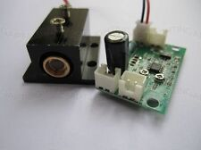 532nm 200mW Green Laser Module with TTL Driver(808nm/532nm&660nm )+ heat sink