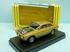 CF14/010 PROGETTO K / ITALY / ALFA ROMEO GIULIA GTA 6 H MUGELLO 1967 N° 176 1/43