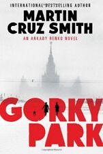 Gorky Park (Arkady Renko),Martin Cruz Smith