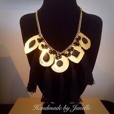 Handmade Mixed Metals Statement Fashion Necklaces & Pendants