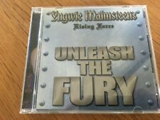 "YNGWIE MALMSTEEN""S Rising Force Unleash the Fury MINT CD Rare 2005"