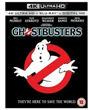 Ghostbusters 4K UHD Blu-ray New & Sealed