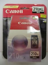 GENUINE CANON PIXMA 210XL BLACK INK CARTRIDGE PG-210XL - NEW & SEALED - NT 2213