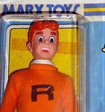 Vintage Marx Figure Lot: Archies ARCHIE and JUGHEAD Dolls comic veronica mego