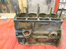 Triumph TR2 Original Correct Numbers Engine Block, TS 2242 E,  !!