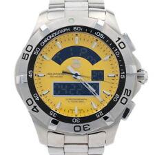 Tag Heuer Aquaracer 300 Meters Men's Wristwatch Stainless Quartz CAF1011.BA0821