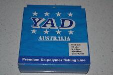 YAD 20lb Mono Fishing Line 500m