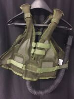 ONE NEW USGI Microclimate Cooling Air Vest Flight, Motorcycle, Racing Survival