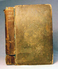Life, Explorations and Public Services of John Charles Fremont—1856 1st Ed. HB